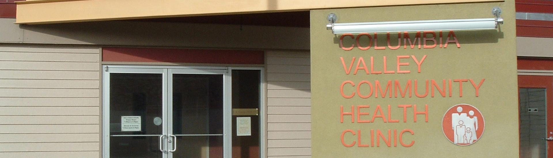 Columbia Valley Community Health - Chelan