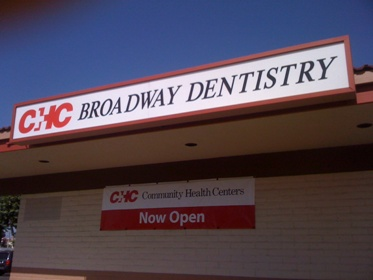 Community Health Centers CHC - Broadway Dentistry